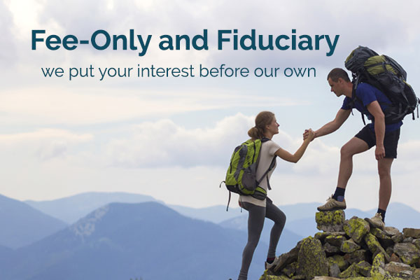 Fee Only and Fiduciary