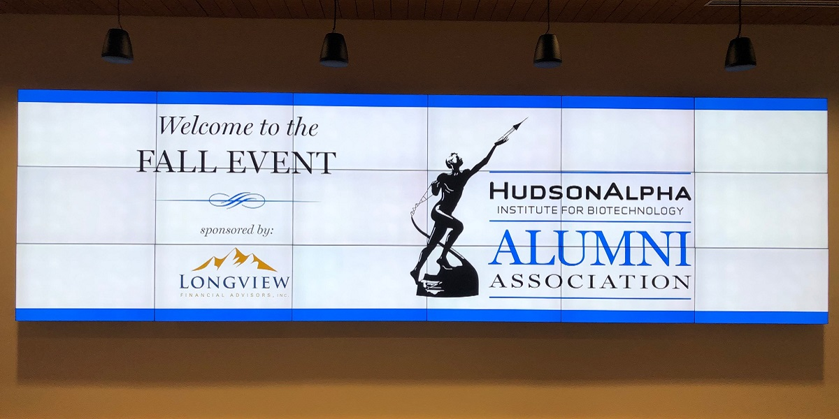 HudsonAlpha Alumni Association Fall 2019 Event